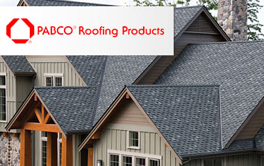 Pabco roofing products