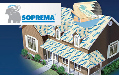 Soprema roofing products